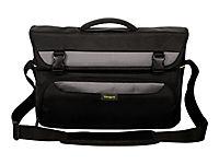 TARGUS CityGear 35,6cm 10-14Zoll Laptop Messenger Black - Produktdetailbild 13