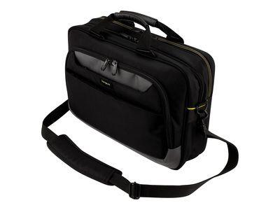TARGUS CityGear 35,6cm 14Zoll Slim Topload Laptop Case Black
