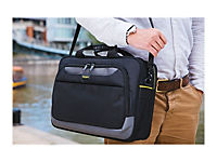 TARGUS CityGear 35,6cm 14Zoll Slim Topload Laptop Case Black - Produktdetailbild 10