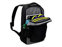 TARGUS CityGear 43,9cm 17,3Zoll Laptop Backpack Black - Produktdetailbild 16