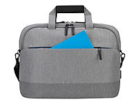 TARGUS CityLite 30,5-40cm 12-15,6Zoll Slim Briefcase Laptop Case - Grey - Produktdetailbild 3