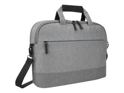 TARGUS CityLite 30,5-40cm 12-15,6Zoll Slim Briefcase Laptop Case - Grey