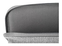 TARGUS CityLite Pro 30,5cm 12Zoll Laptop & Macbook Sleeve - Grey - Produktdetailbild 5