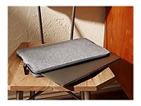 TARGUS CityLite Pro 39,6cm 15,6Zoll Laptop Sleeve - Grey - Produktdetailbild 3