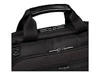 TARGUS CitySmart Essential Multi-Fit 31-35,6cm 12,5-14inch Laptop Topload Black & Grey - Produktdetailbild 1