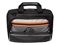 TARGUS CitySmart Essential Multi-Fit 31-35,6cm 12,5-14inch Laptop Topload Black & Grey - Produktdetailbild 2