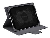 TARGUS Fit N Grip 17,78-20,32 cm 7-8inch Rotierende Universal Tablettasche Black - Produktdetailbild 4