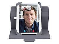 TARGUS Pro-Tek 22,86-25,4 cm 9-10Zoll Rotierende Universal Tablettsche Blau - Produktdetailbild 5