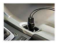 TARGUS Tablet Dual USB Car Charger Black - Produktdetailbild 2