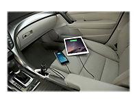 TARGUS Tablet Dual USB Car Charger Black - Produktdetailbild 3