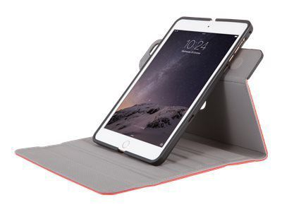 TARGUS Versavu iPad mini 1,2,3,4 Tablet Case Red