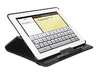 TARGUS VersavuCase 360 Grad für iPad 2,3,4 - Schwarz, Kunstleder - Produktdetailbild 1