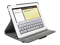TARGUS VersavuCase 360 Grad für iPad 2,3,4 - Schwarz, Kunstleder - Produktdetailbild 8