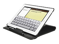 TARGUS VersavuCase 360 Grad für iPad 2,3,4 - Schwarz, Kunstleder - Produktdetailbild 10