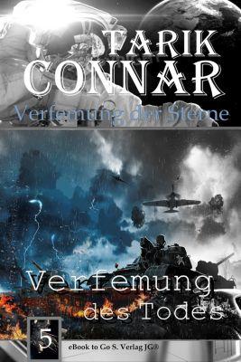 TARIK CONNAR Verfemung der Sterne: Verfemung des Todes ( TARIK CONNAR Verfemung der Sterne 5 ), Jens Fitscher