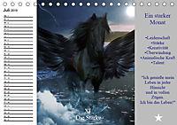 Tarot. Spirituell durch das Jahr (Tischkalender 2019 DIN A5 quer) - Produktdetailbild 7