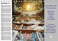 Tarot. Spirituell durch das Jahr (Tischkalender 2019 DIN A5 quer) - Produktdetailbild 12