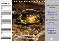 Tarot. Spirituell durch das Jahr (Tischkalender 2019 DIN A5 quer) - Produktdetailbild 11