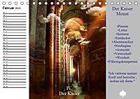 Tarot. Spirituell durch das Jahr (Tischkalender 2019 DIN A5 quer) - Produktdetailbild 2