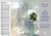 Tarot. Spirituell durch das Jahr (Tischkalender 2019 DIN A5 quer) - Produktdetailbild 1