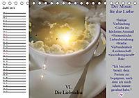 Tarot. Spirituell durch das Jahr (Tischkalender 2019 DIN A5 quer) - Produktdetailbild 6