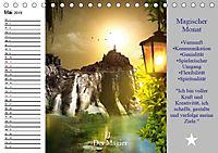 Tarot. Spirituell durch das Jahr (Tischkalender 2019 DIN A5 quer) - Produktdetailbild 5