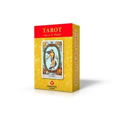 Tarot von A.E. Waite, Tarotkarten, Arthur E. Waite