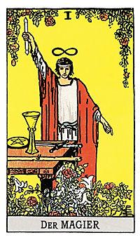 Tarot von A.E. Waite, Tarotkarten - Produktdetailbild 1