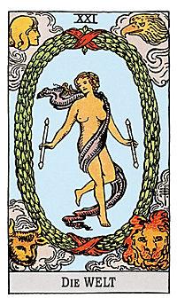 Tarot von A.E. Waite, Tarotkarten - Produktdetailbild 3