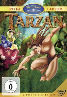 Tarzan, Edgar Rice Burroughs