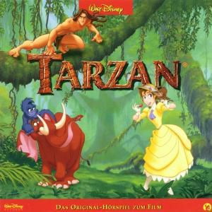 Tarzan, 1 Audio-CD, Walt Disney