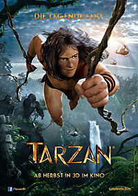 Tarzan (2014) - Produktdetailbild 2