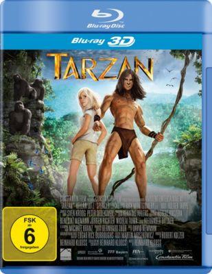 Tarzan (2014) - 3D-Version, Reinhard Klooss, Jessica Postigo, Yoni Brenner