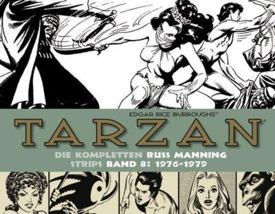 Tarzan: Die kompletten Russ Manning Strips - Edgar Rice Burroughs |