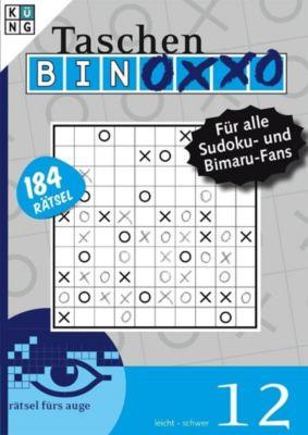 Taschen-Binoxxo-Rätsel - Rätsel Agentur |