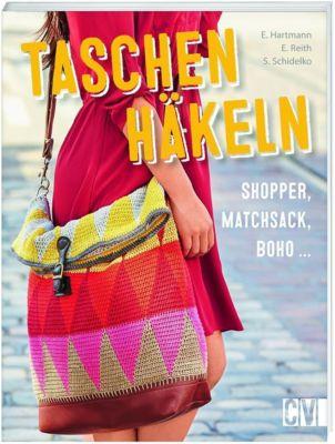 Taschen häkeln Buch von Ella Hartmann bei Weltbild.de bestellen