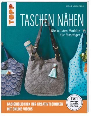 Taschen nähen Buch von Miriam Dornemann bei Weltbild.ch