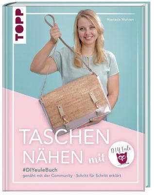 Taschen nähen mit DIY Eule - Nastasia Mohren |