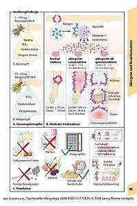 Taschenatlas Allergologie - Produktdetailbild 5