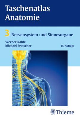 Taschenatlas der Anatomie: Bd.3 Nervensystem und Sinnesorgane