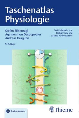 Taschenatlas Physiologie, Stefan Silbernagl