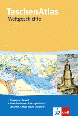 TaschenAtlas Weltgeschichte, ULRICH RUDOLF (HG.), VADIM OSWALT (HG.)