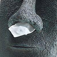 Taschentuchhalter Moai - Produktdetailbild 2