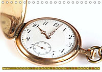 Taschenuhren (Tischkalender 2019 DIN A5 quer) - Produktdetailbild 4