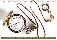 Taschenuhren (Tischkalender 2019 DIN A5 quer) - Produktdetailbild 10