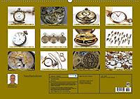 Taschenuhren (Wandkalender 2019 DIN A2 quer) - Produktdetailbild 13
