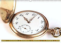 Taschenuhren (Wandkalender 2019 DIN A3 quer) - Produktdetailbild 4