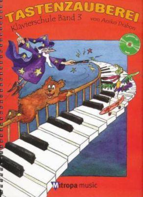 Tastenzauberei, m. Audio-CD - Aniko Drabon |