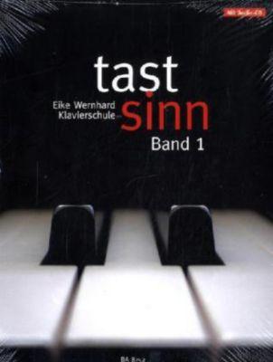 Tastsinn, Klavier, m. Audio-CD, Eike Wernhard