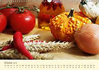Tasty food from the kitchen UK - Version (Wall Calendar 2019 DIN A3 Landscape) - Produktdetailbild 10
